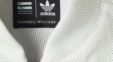 Pharrell x Adidas Originals con las nuevas camperas