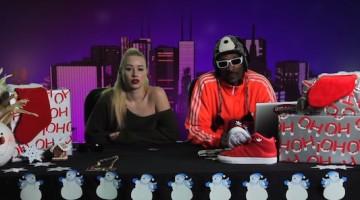 Snoop Dogg burlandose de Iggy Azalea