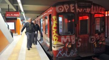 Nuevas multas para los graffiteros argentinos
