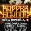 Rapper School llega a Argentina