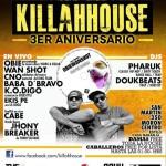 killahhouse tercer aniversario