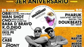 KILLAHHOUSE 3er aniversario