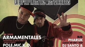 Vuelve KillaHHouse, la fiesta de Hip Hop del Oeste