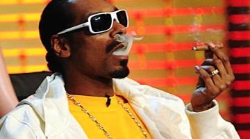 Snoop Dogg confesó haber fumado Marihuana en la Casa Blanca