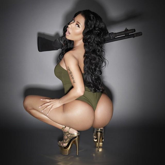 Las mejores fotos de la c... digo de Nicki Minaj
