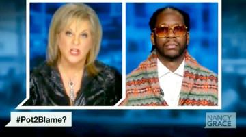 2 Chainz vs Nancy Grace: ¿Legalizar la Marihuana?