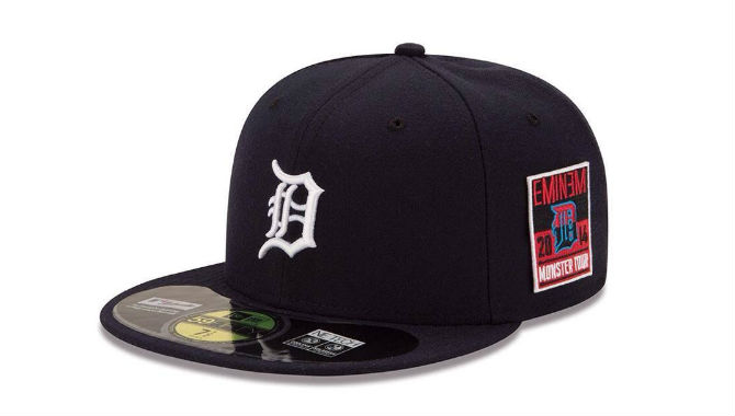 Visera Detroit ''Tour Monster''