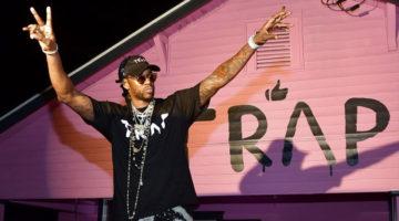 2 Chainz convierte una 'Trap House' en una clínica
