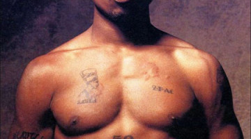 Los Tatuajes de Tupac Shakur