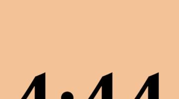JAY-Z – 4:44 (Álbum)
