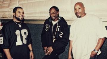 Snoop Dogg y Warren G también en Straight Outta Compton