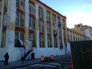 Blanquean el 5 Pointz, meca del Graffiti