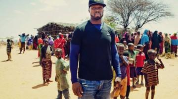 ¿50 Cent se muda a África?