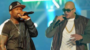 50 Cent y Fat Joe se amigaron en Free Again