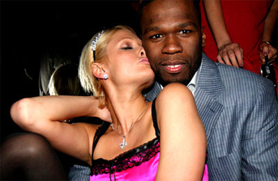 50 Cent Paris Hilton