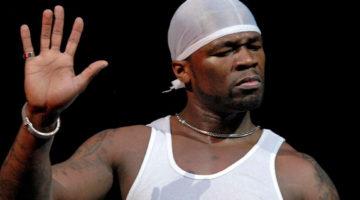 50 Cent y el peor chiste de su vida