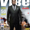 50 Cent Vibe Magazine International Cover