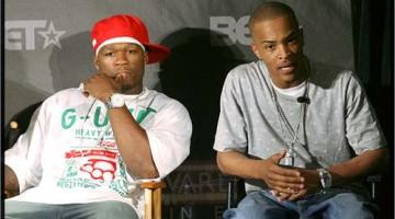 50 Cent advierte a Mayweather que se aleje de la esposa de T.I.