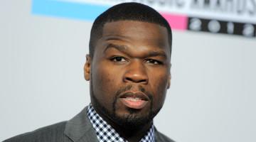 50 Cent furioso con las nominaciones de los premios Emmys & BET