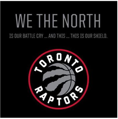 campaña del norte Toronto Raptors