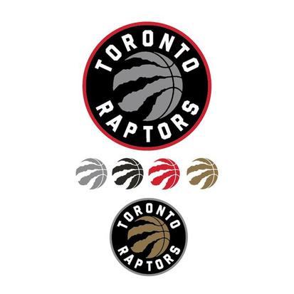 toronto raptors new logo