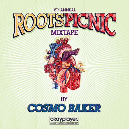 2013 Roots Picnic Mixtape
