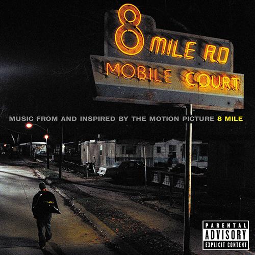 Un día como hoy se estrenaba el soundtrack de 8 Mile