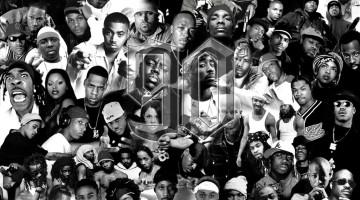 Las 10 mejores canciones de rap de los 90's