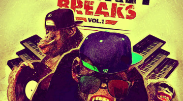 Acción Sanchez & Hazhe – Monkey Breaks VOL. 1