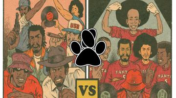 La batalla mas grande en la historia del Hip Hop.