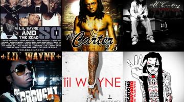 Conseguí todos los mixtapes de Lil Wayne gratis