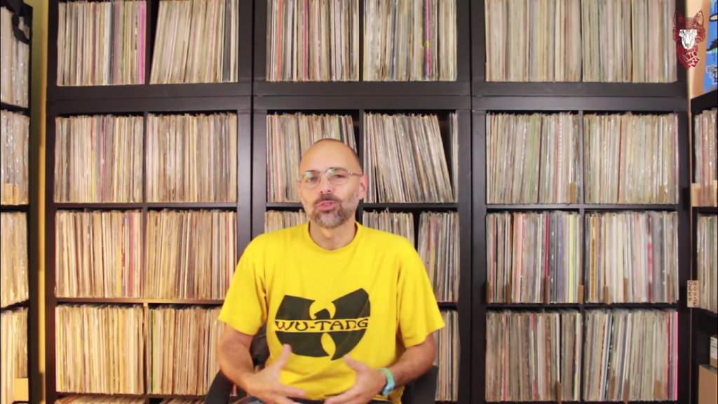 DJ UVE-Vinilos