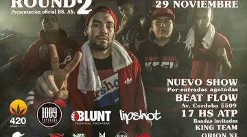 Fianru y DJ Destroy ROUND 2 BLANCO&NEGRO