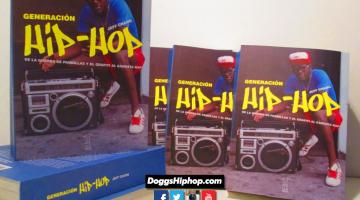 Descuento especial en Generación Hip-Hop, el libro de Jeff Chang
