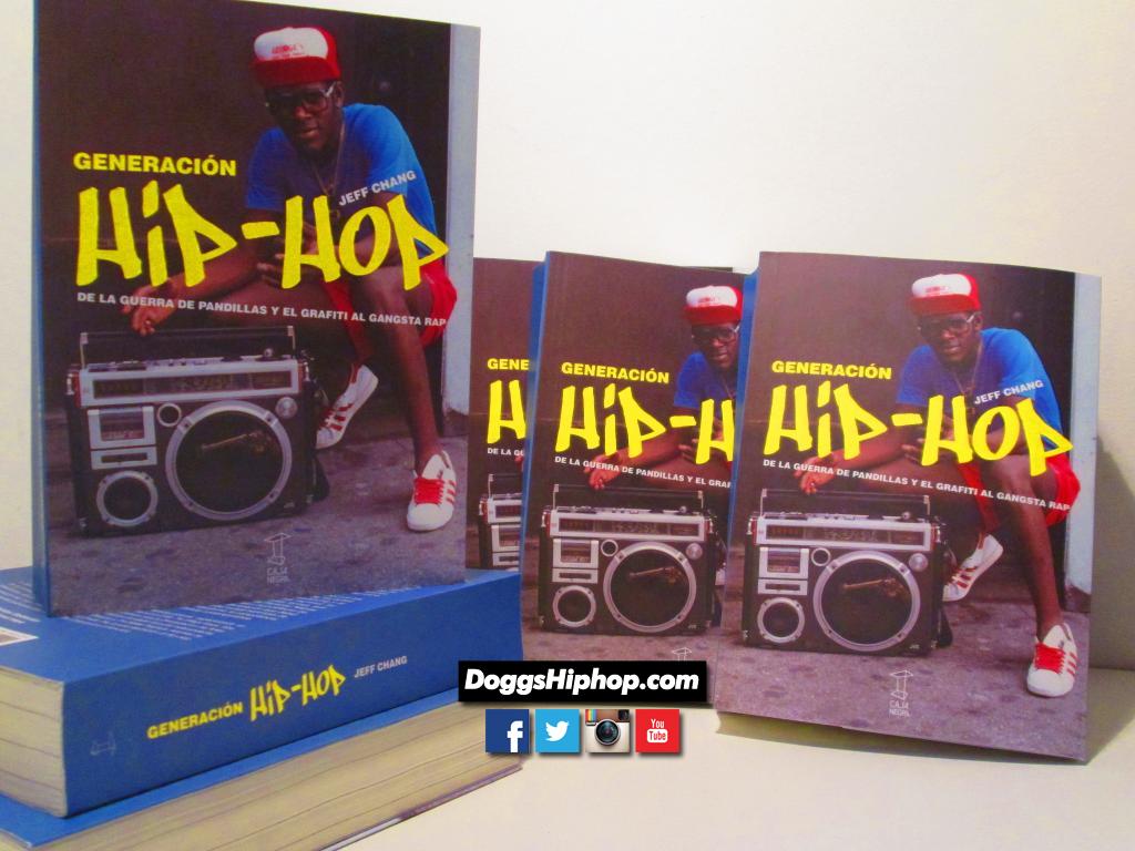 generacion hip hop (libro)