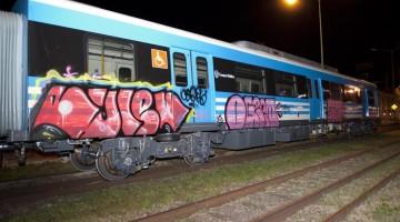 El gobierno le declara la guerra al graffiti?