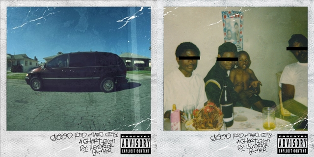 Kendrick Lamar - good kid, m.A.A.d city