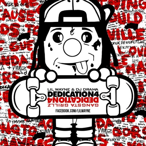 Download Lil Wayne - Dedication IV mixtape
