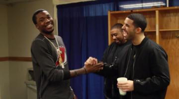 """Meek Mill: """"Drake no escribe sus propios raps"""""""