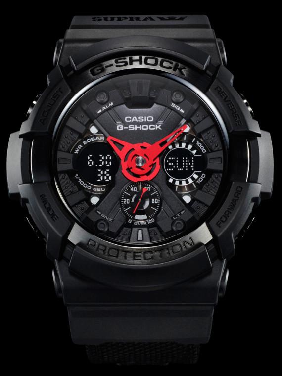 Reloj G Shock Supra
