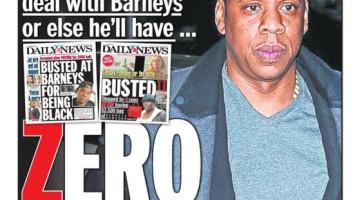 La controvertida colección de Jay-Z es revelada