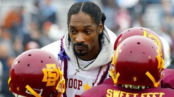 Snoop Dogg con un nuevo reality show