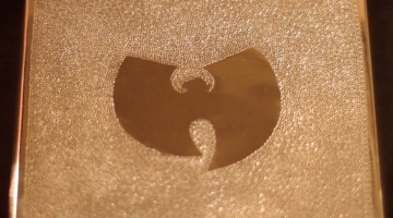 Wu-Tang revelando una porción de su álbum secreto