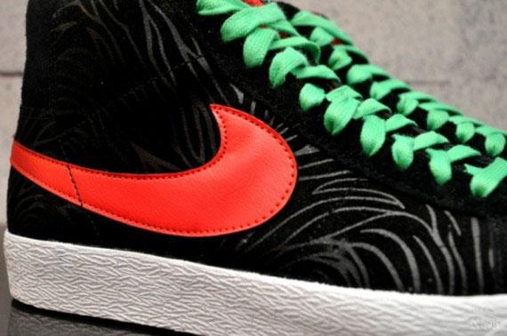 "Zapatillas Nike SB Blazer ""A Tribe Called Quest"""