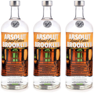 ABSOLUT Spike Lee ABSOLUT Brooklyn Vodka
