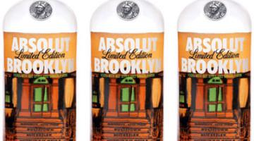 ABSOLUT x Spike Lee – ABSOLUT Brooklyn Vodka