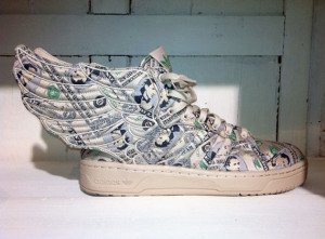 Adidas Originals Jeremy Scott Wings 2.0 Dollars
