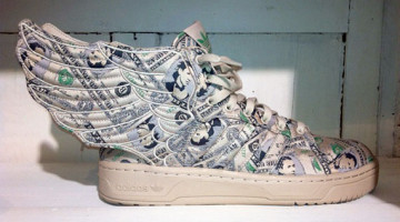 Adidas Originals Jeremy Scott Wings 2.0 Dollars