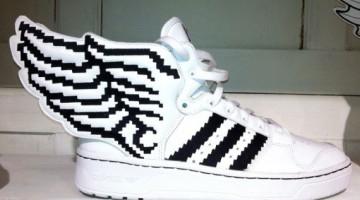 Adidas Originals Jeremy Scott Wings 2.0 Pixels
