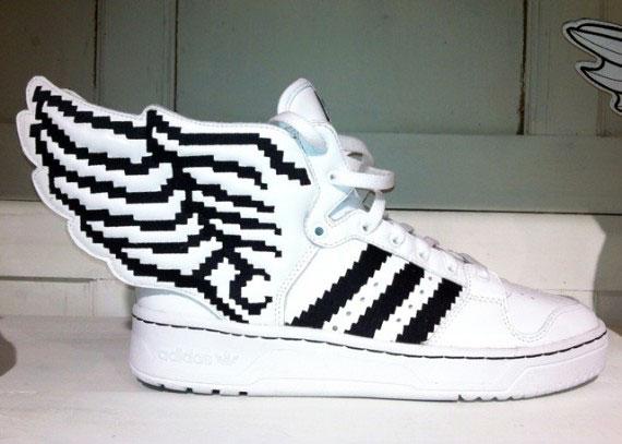Adidas Originals Jeremy Scott Wings 2.0